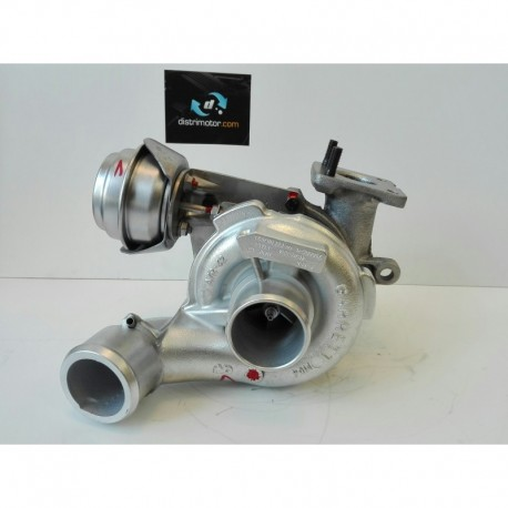 ALFA ROMEO 147 JTD M724.19 55191934 7166652 - Turbocompresseur